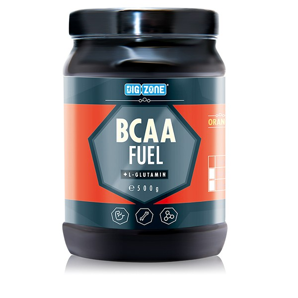 Big Zone BCAA Fuel (500g)
