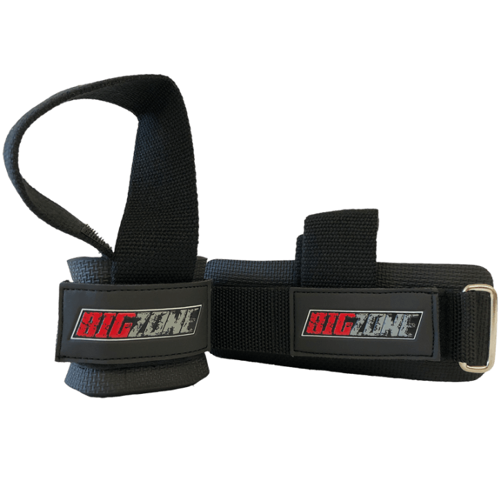 Big Zone Lifting Straps Pro