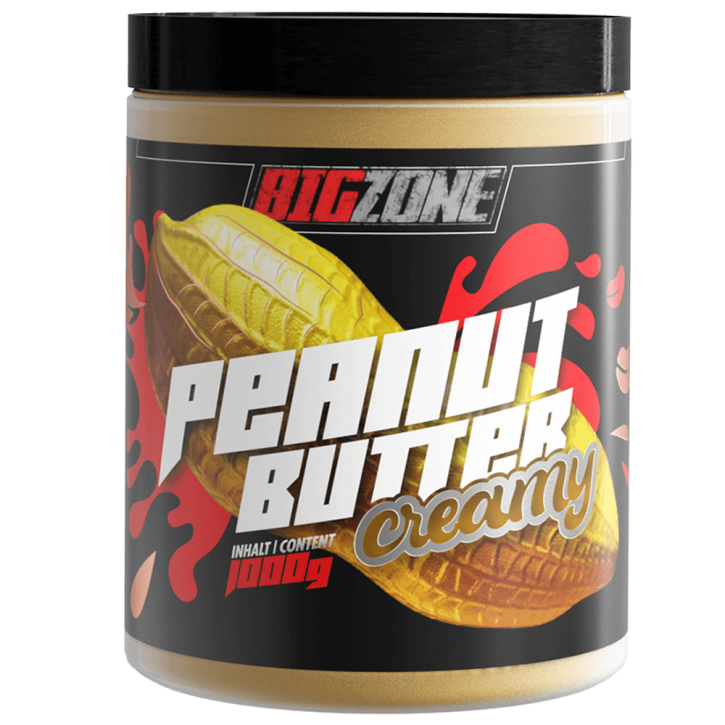 Big Zone Peanut Butter (1000g)