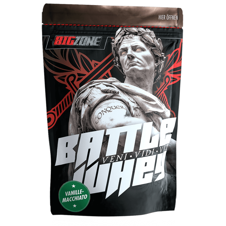 Big Zone Battle Whey Minis - 200g Milch Kakao