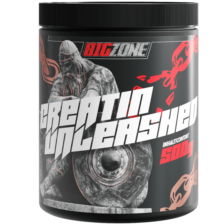 Big Zone Creatin Unleashed (Creapure) (500g) Neutral