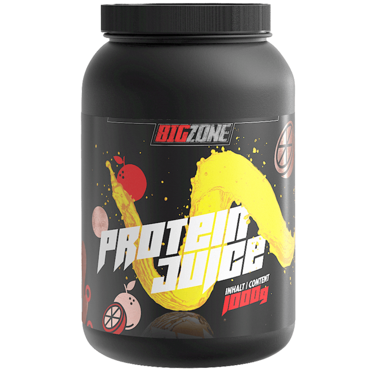 Big Zone Protein Juice - 1000g Orangensaft Orangensaft