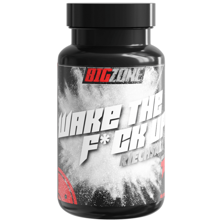 Big Zone Wake the F*ck Up Riechsalz (75g)
